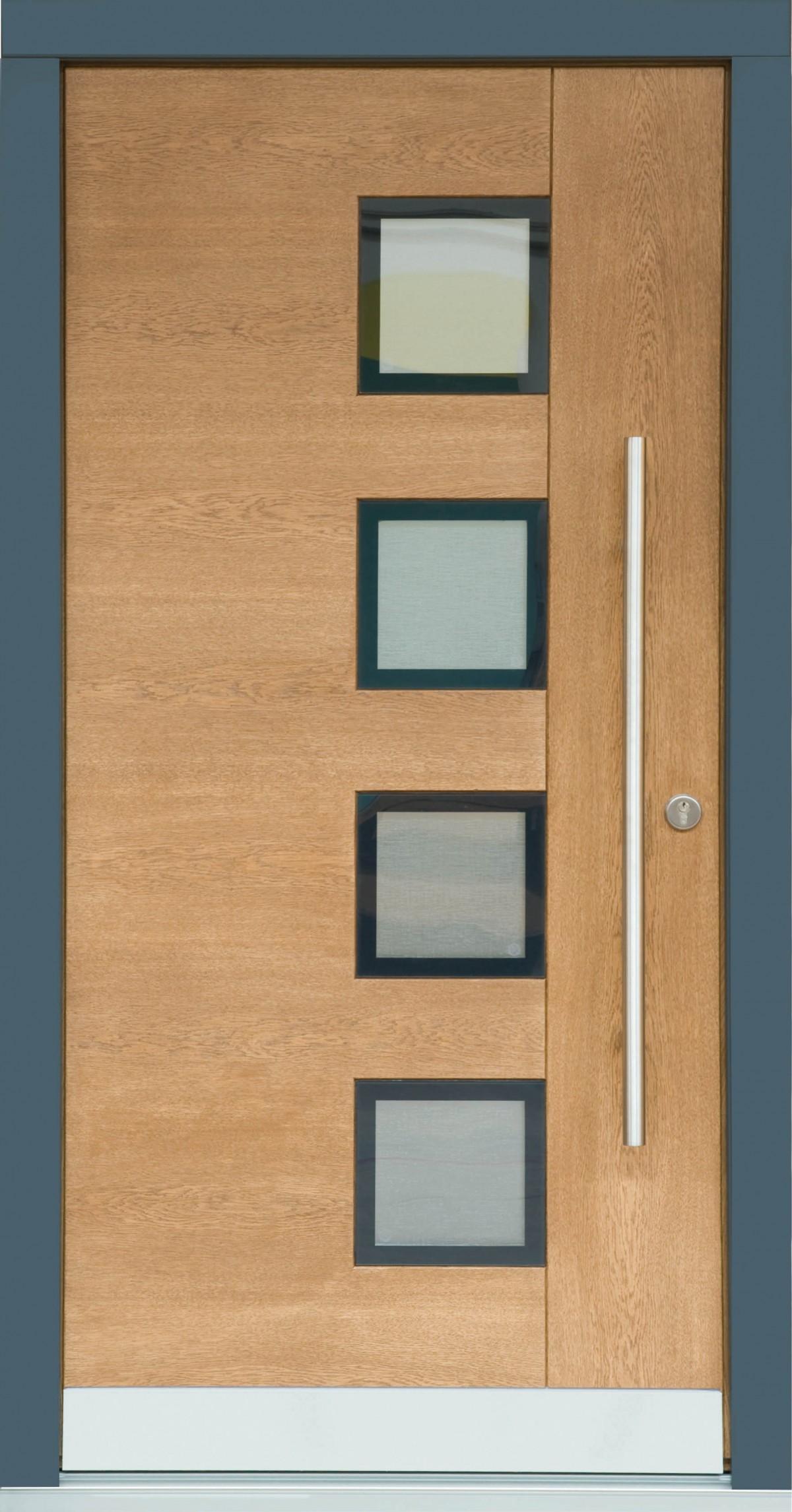 Haustüren Strobel Fensterbau